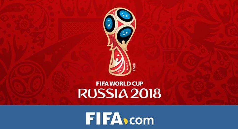 Beste odds på Fotball VM 2018
